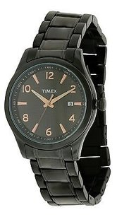 Timex Timex Black Unisex Watch T2n939
