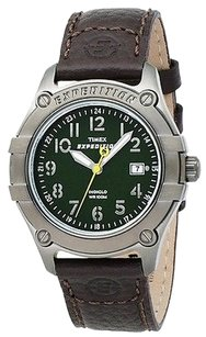 Timex Timex Expedition Leather Mens Watch T49804