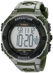 Timex Timex Expedition Shock Alarm Chronograph Mens Watch T49951