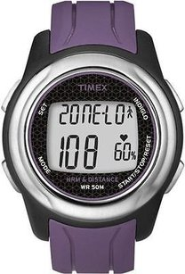 Timex Timex Health Touch Plus Heart Rate Monitor Ladies Watch T5k561