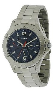Timex Timex Stainless Steel Mens Watch T2p177