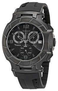 Tissot TISSOT T-Race Chronograph Quartz Sport Men's Watch T0484173705700