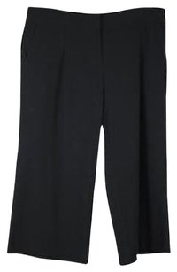 To the Max Womens Capri/Cropped Pants Black