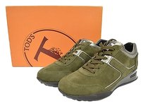 Tod's Tods T Project Womens Green Athletic