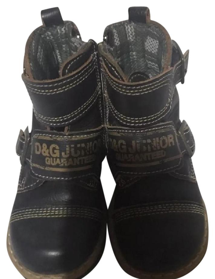 Toddler boy D&G Boots