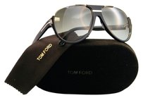 Tom Ford Tom Ford Sunglasses Men Aviator TF334 Black 01P Dimitry 59mm