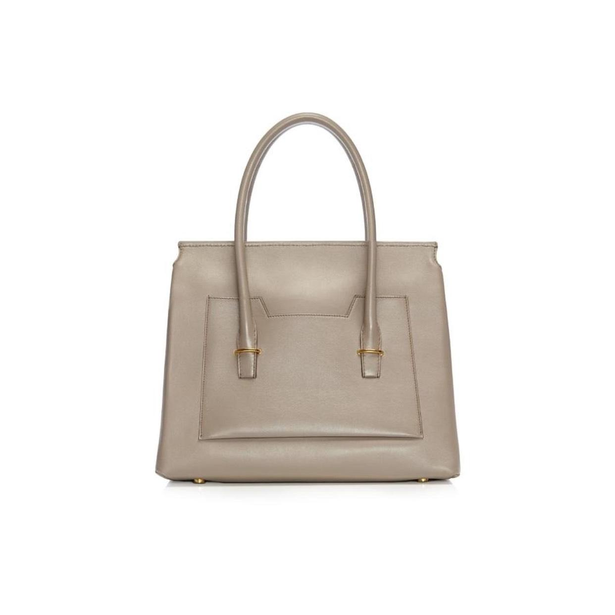 Tom Ford Icon Taupe Tote Bag on Sale, 46% Off | Totes on Sale