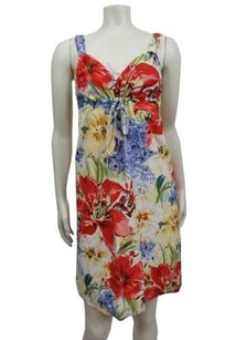 Tommy Bahama Colorful Empire Dress