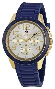 Tommy Hilfiger Tommy Hilfiger Women's 1781523 Sophisticated Sport Analog Display Quartz Blue Watch