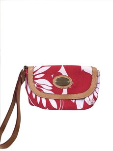 Tommy Hilfiger Wristlet in Red White