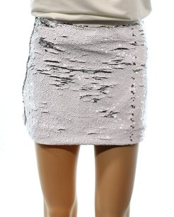 Topshop 27s18gwht Mini New With Tags Skirt