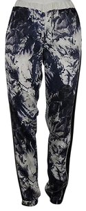 Topshop Womens Casual Printed Trousers Pants