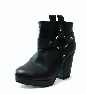 Topshop Fashion-ankle Leather Boots