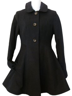 Topshop Vogue Pea Coat