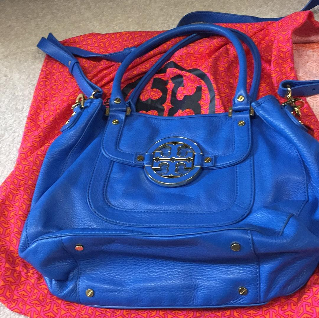 30a45a472d coupon code for tory burch royal blue bag b4e56 96d06