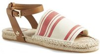 Tory Burch Espadrille Beige Sandals