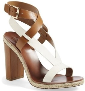 Tory Burch Marbella Ankle Brown Sandals