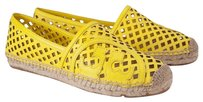 Tory Burch Banana yellow Flats
