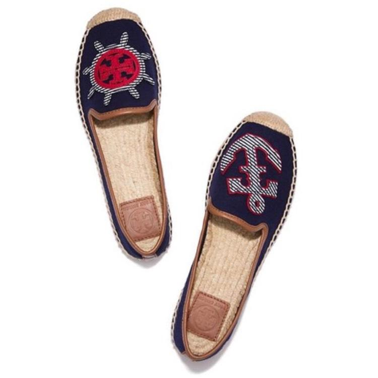 Tory Burch is an American lifestyle brand that embodies the personal style and sensibility of its CEO and designer, Tory Burch. Launched in February , the collection is .