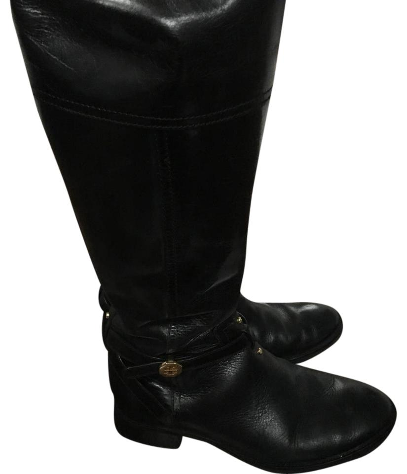 Tory Burch Brita Riding Boots/Booties Size US 9.5
