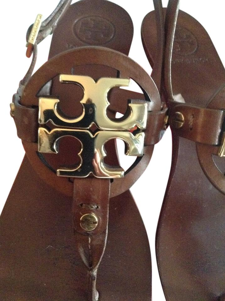 Tory Burch Brown Sandals Size US 8 Regular (M, B)