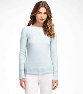 Tory Burch Tybee Seafoam Sweater