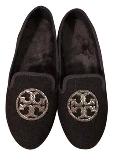 Tory Burch Dark grey Flats