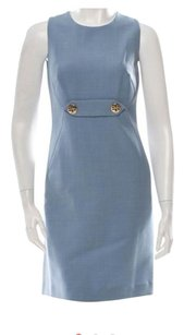 Tory Burch Face Gold Hardware Dress