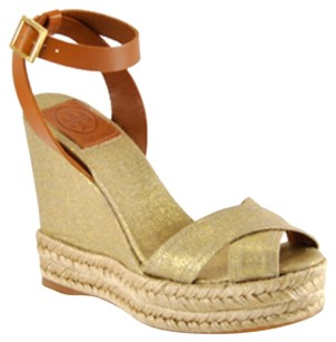 Tory Burch Espadrille Size6 Wedges