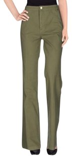 Tory Burch Flare Pants fatigue green