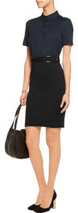 Tory Burch short dress Navy / Black Loretta on Tradesy