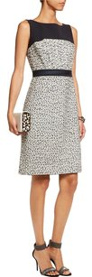 Tory Burch Lucille Tweed Shift Work Dress