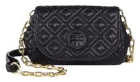 Tory Burch Marion Mini Small Quilted Leather Cross Body Bag
