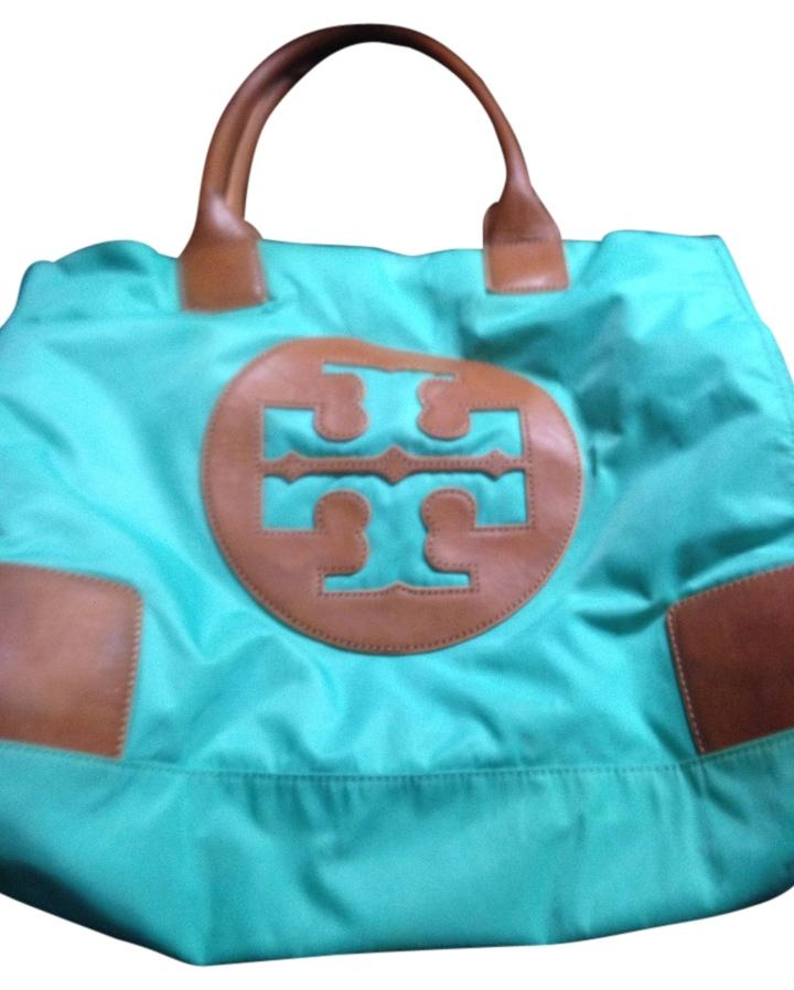 d4bfdec412d9 ... low cost tory burch mint green travel bag 65034 f3482