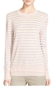 Tory Burch Naia Layered Stripe Sweater