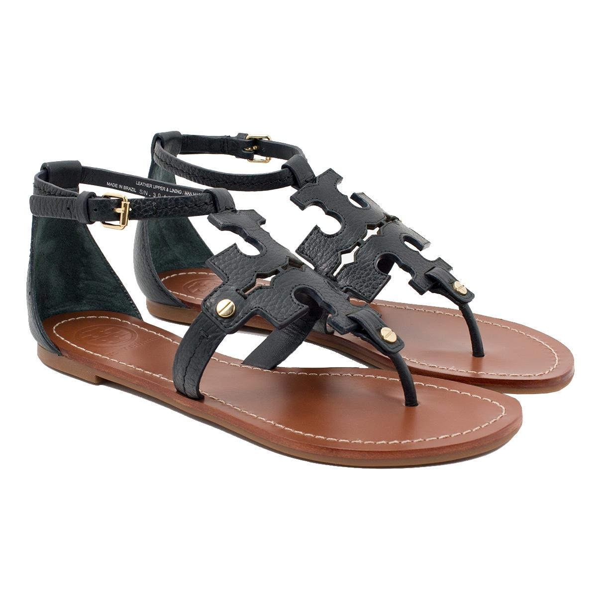 4b9cc1c58 ... switzerland tory burch phoebe flat thong tory navy sandals 67e14 f5ca4  ...
