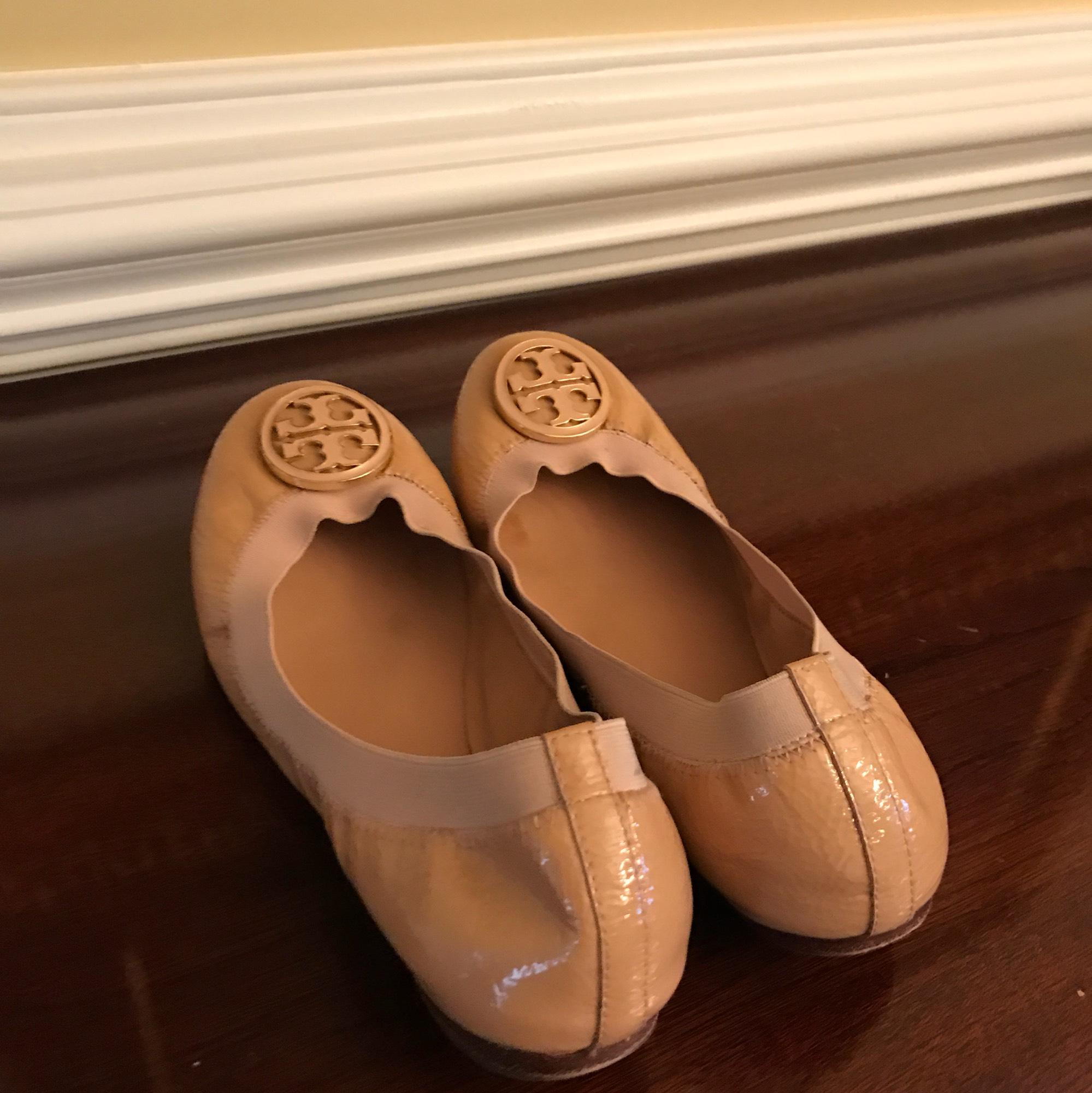 af31813bed5 Tory Tory Tory Burch Nude Ballet Flats Size US 7.5 cdaca0 - fitness ...