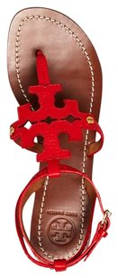 Tory Burch Red Sandals