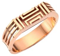 Tory Burch SOLD OUT! FITBIT METAL HINGED BRACELET CASE ROSE GOLD