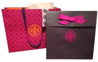 Tory Burch Tory Burch Gift Bag, Box and Wrapping Tissue - (EXTRA LARGE Version)