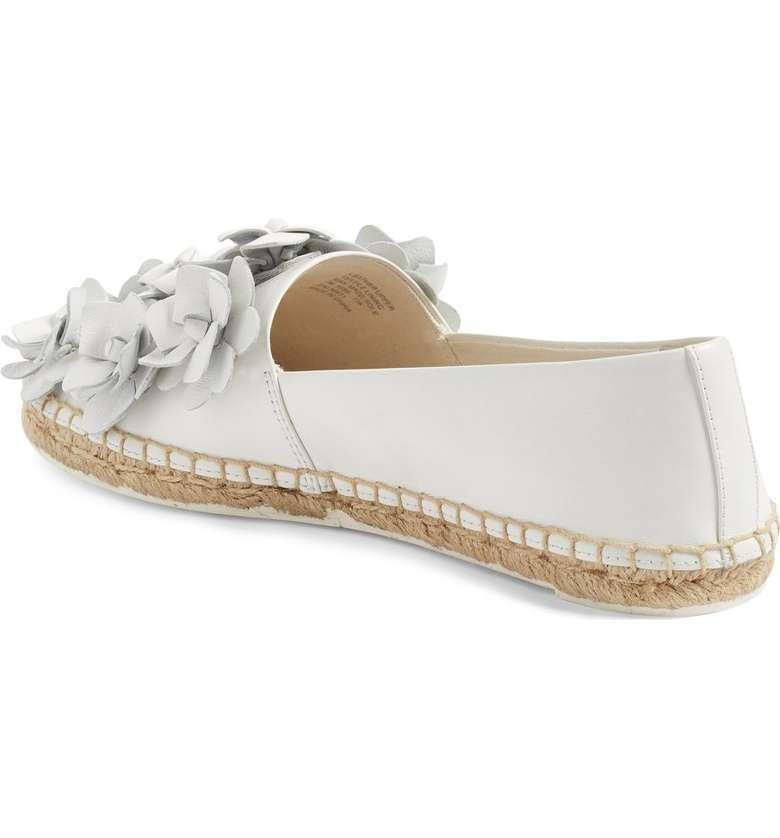 tory burch Blanc apparteHommes  blossom espadrilles apparteHommes Blanc ts ordinaires (taille 10 m, b) 2b391d