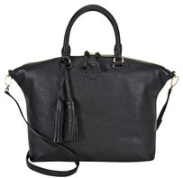 Tory Burch Women's Satchel in Black