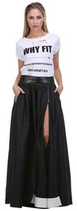 TOV Holy Maxi Skirt Black