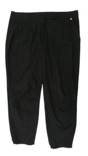 Trina Turk Los Angeles Capri/Cropped Pants Black