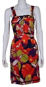 Trina Turk Womens Purple Dress