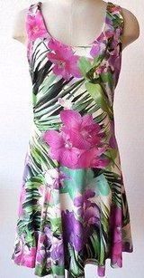 Trina Turk short dress Multi-Color Hothouse Tropical on Tradesy