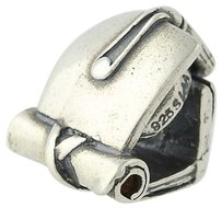 Trollbeads Trollbeads Charm 11436 Graduation Cap Diploma Book Sterling Silver Bead 925