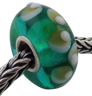 Trollbeads Trollbeads Ooak Universal Unique 164 Murano Glass Bead Charm Fits All