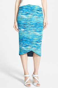 Trouv New With Tags Pencil Rayon Skirt