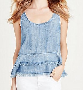 True Religion Cami New With Tags Rayon Top